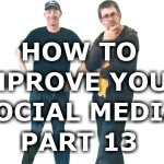 How To Improve Your Social Media – Part 13 – YouTube